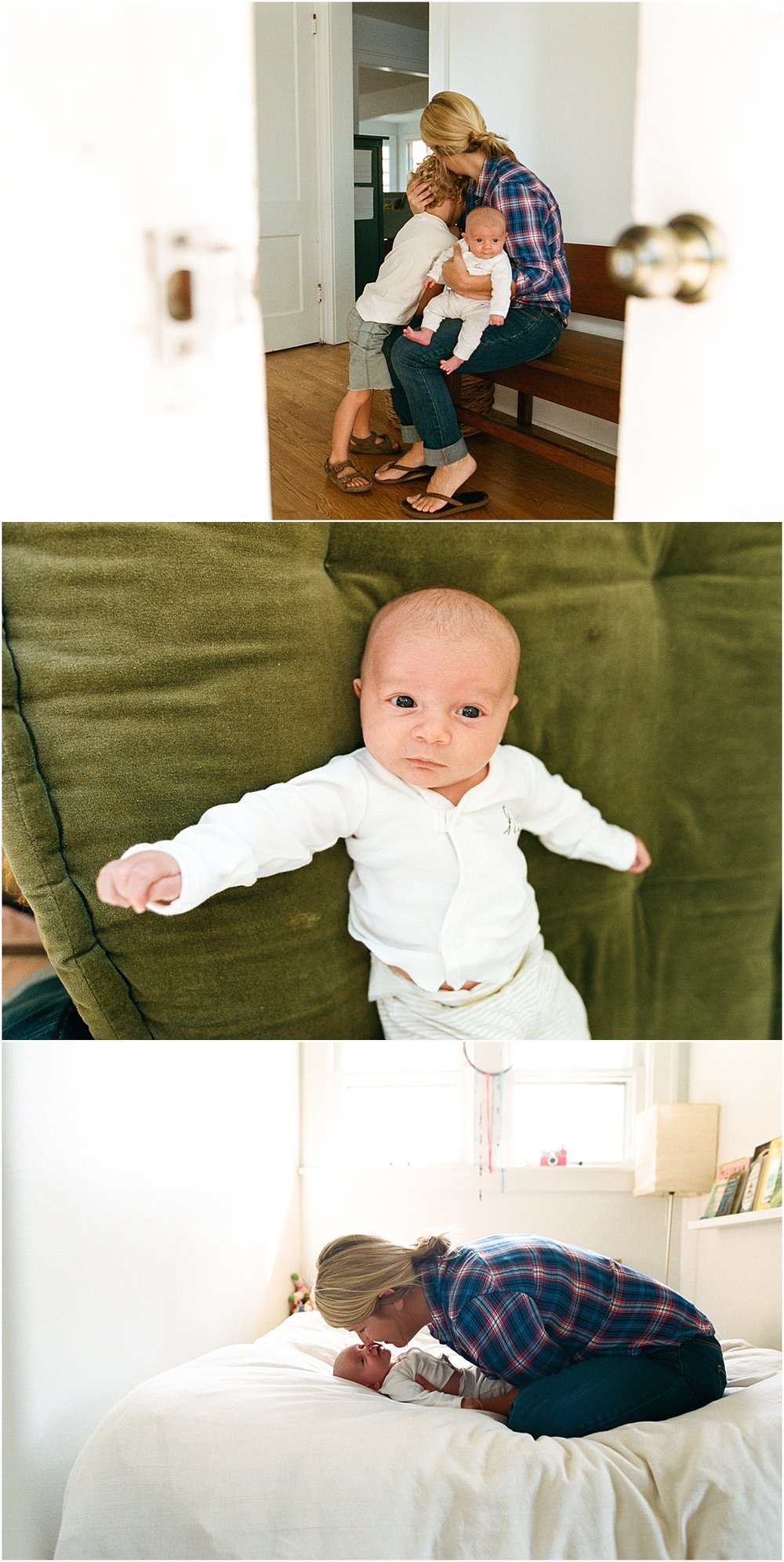 ©MariaManco Photography Family Session at Home on Film 7
