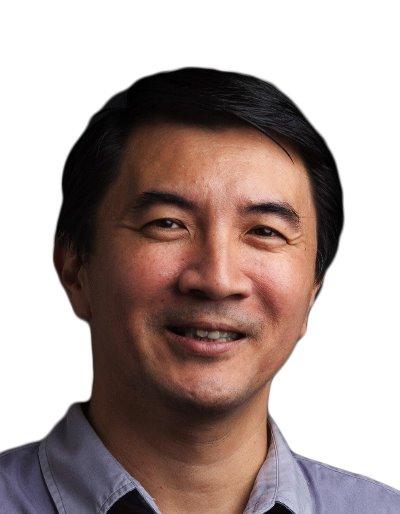 Rev Darren Choo