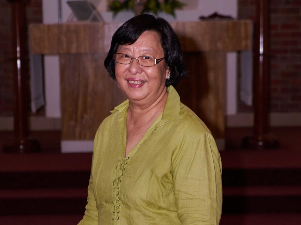 Cells & Christian Education:  Ps Mabel Lee