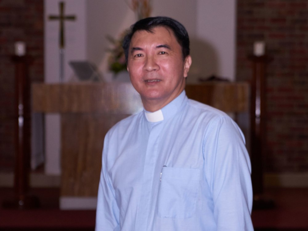 Priest-In-Chrage:  Revd Darren Choo