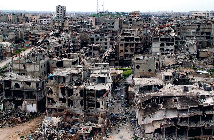 Сирия. Наши дни