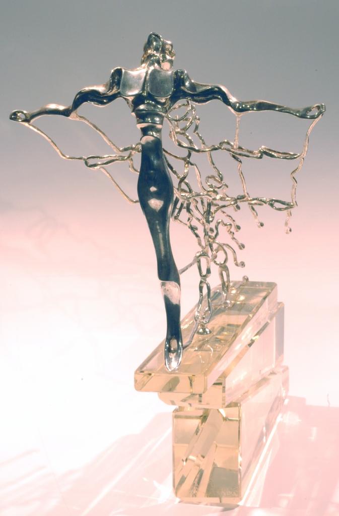 ИИСУС, серебро, стекло, 2012.JPG