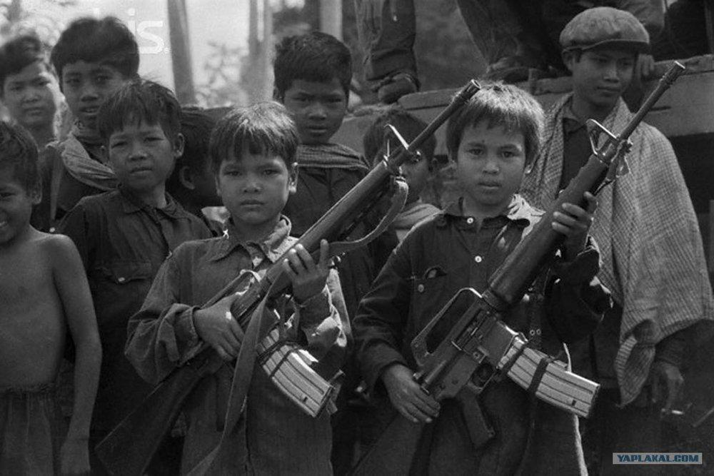 Камбоджия. Красные кхмеры.jpg