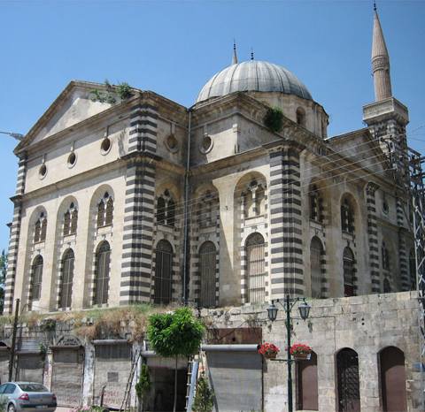 Мечеть Куртулуш Камии, 2015г.