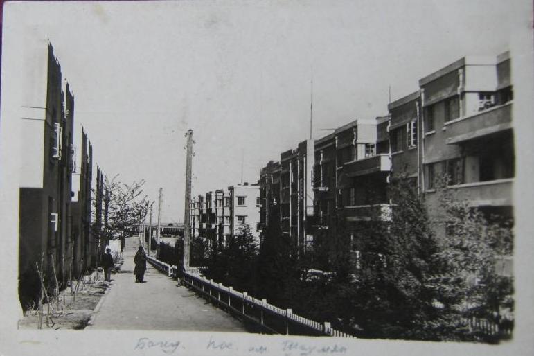 Посёлок Шаумянаилипосёло к Мамедъярова. Не одно из этих названия так и не прижилось, так и остался он Арменикендом.