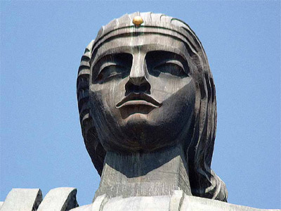 Ара Арутюнян. Армения-Мать.