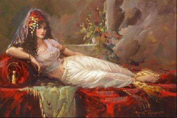 До новых встреч, дорогие ценители современной турецкой живописи!
