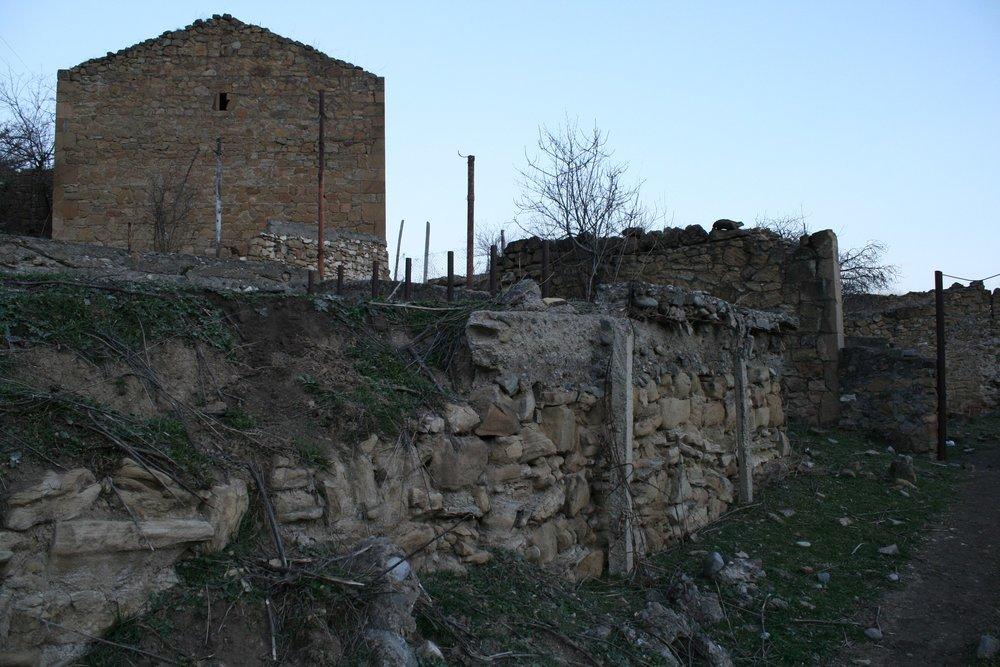 В старой части села Матагис. Церковь XIX века..jpg