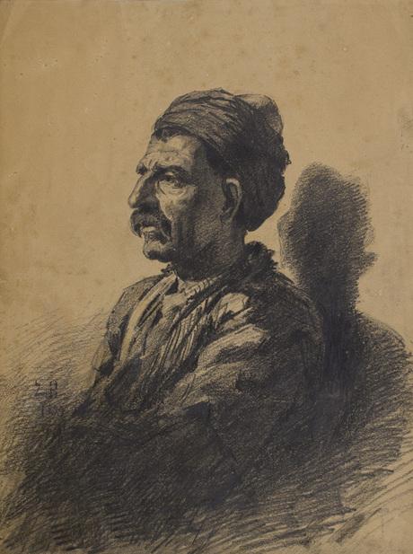 Амаяк Акопян. Курд. 1889 год.