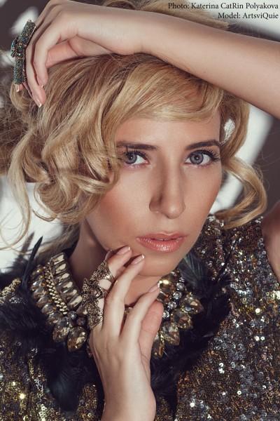 Арцвик Арутюнян - армянская и российская певица, участница 2-го сезона шоу «Голос». 24 декабря 2016 года была выбрана в качестве представительницы Армении на конкурсе песни «Евровидение-2017»