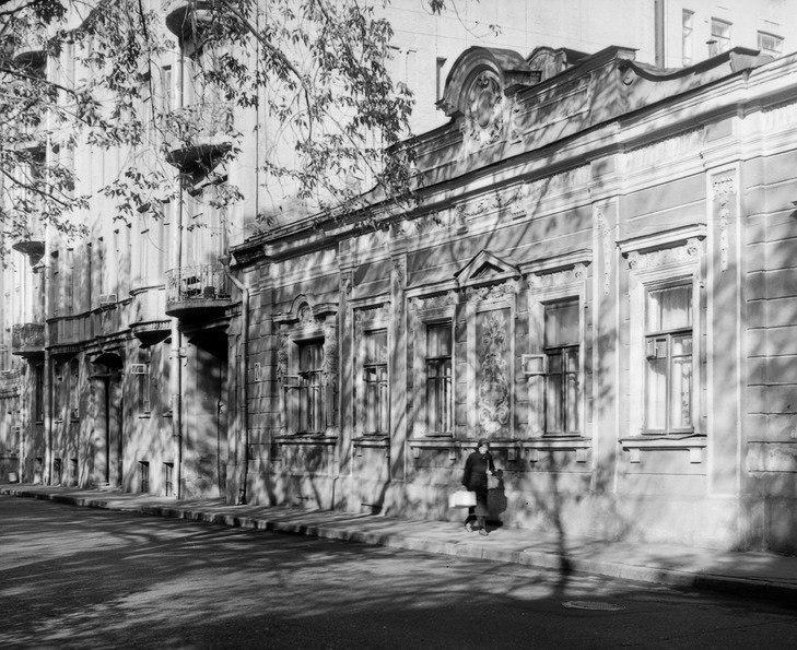 Городской особняк Джамгаровых