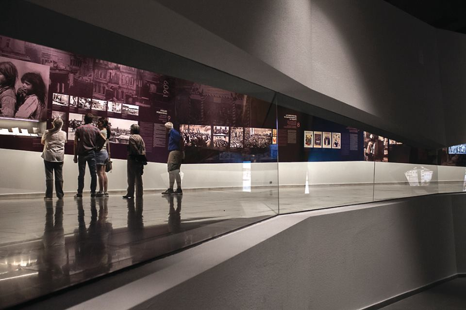 Музей-институт Геноцида армян в Османской империи. фото Лусине Матевосян