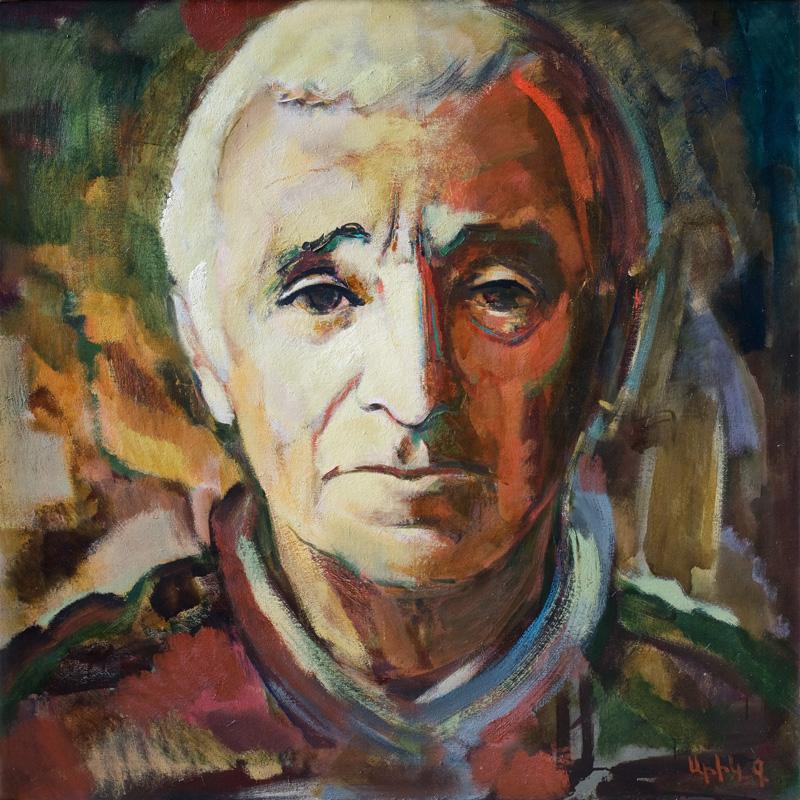 "Юрий Григорян. ""Портрет Шарля Азнавура""."