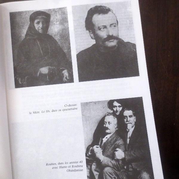 страница французского изданиямемуаров «Воспоминания армянского революционера» в 7 томах