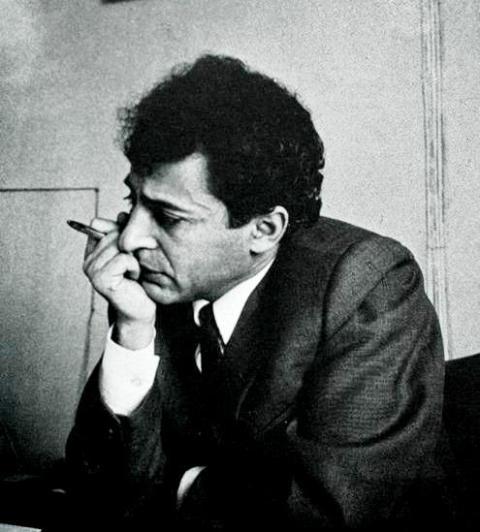 Писатель Вардкес Петросян