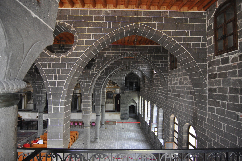 Армянская церковь Диарбекыра. Фото Артура Григоряна