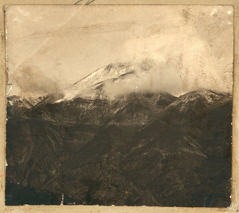 Вершина горы Ауджикилис