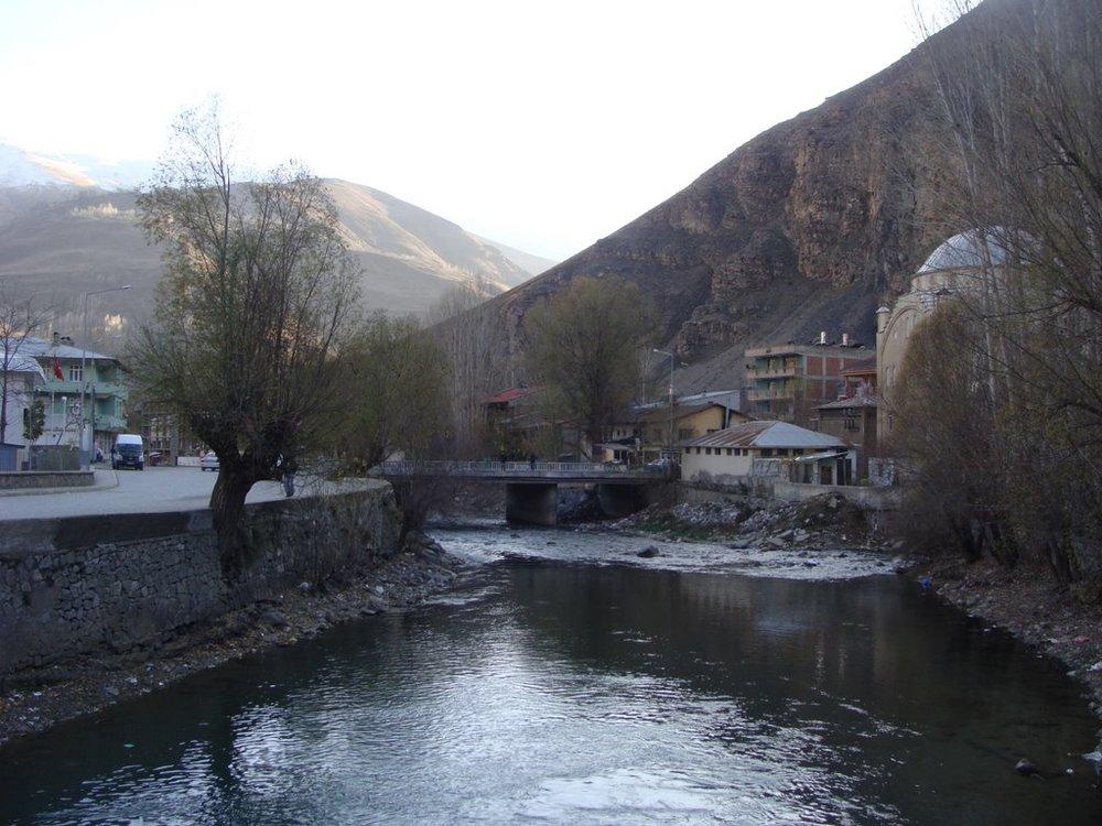 город Чатак в Ванской области Турции, в окрестностях которого и происходили легендарные бои