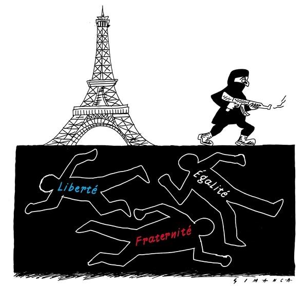 "Реализация тезиса ""Свобода, равенство и братство!"" сегодня под угрозой полного исчезновения"