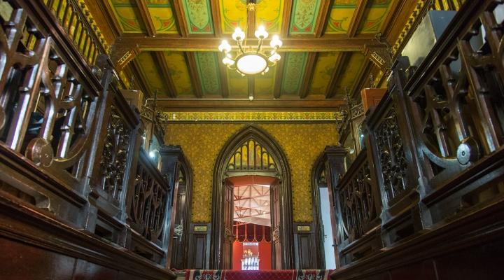 Театральный музей имени Бахрушина в Москве - один из самых любимых Сергеем Параджановым