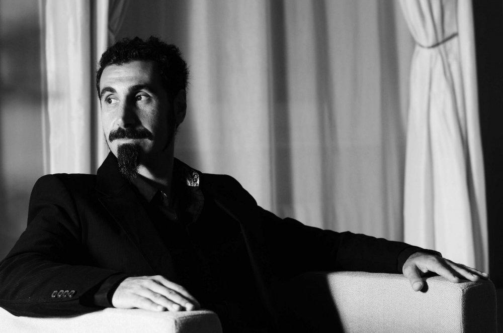 Фронтмен группы System Of A Down Серж Танкян