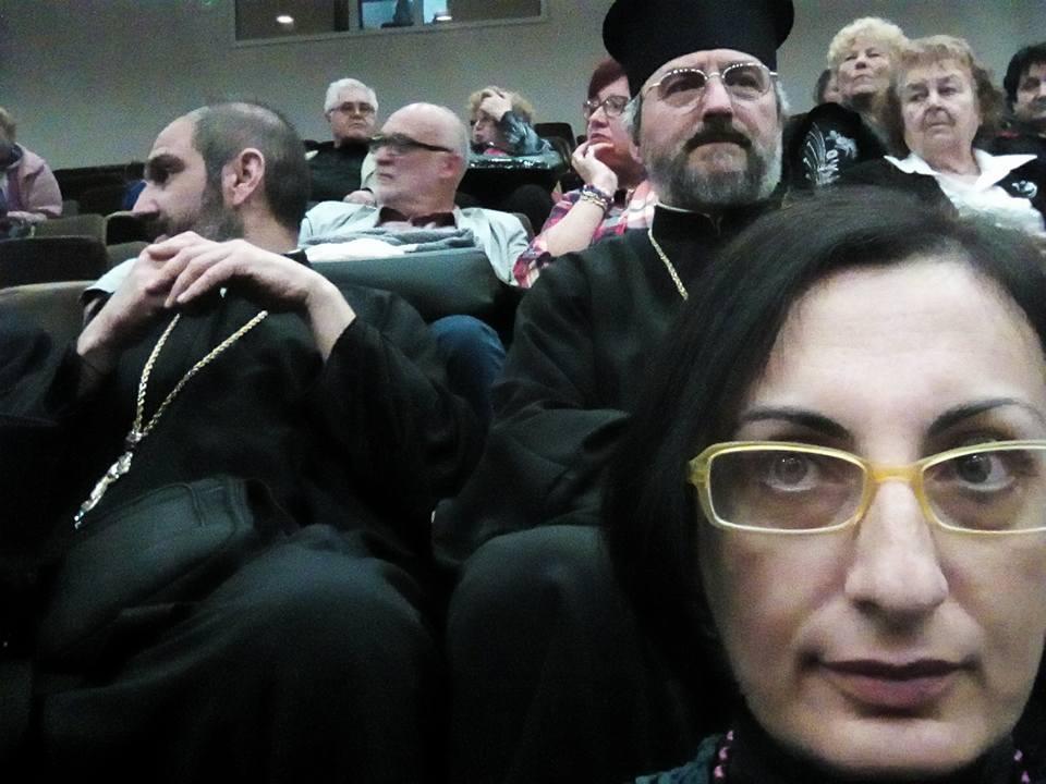 Лиана Шахвердян среди гостей фестиваля