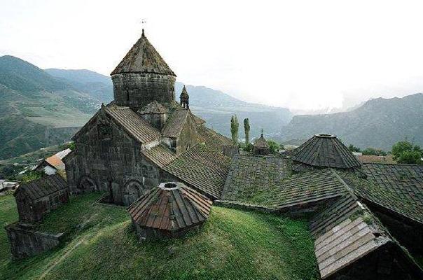 Монастырь в Ахпате