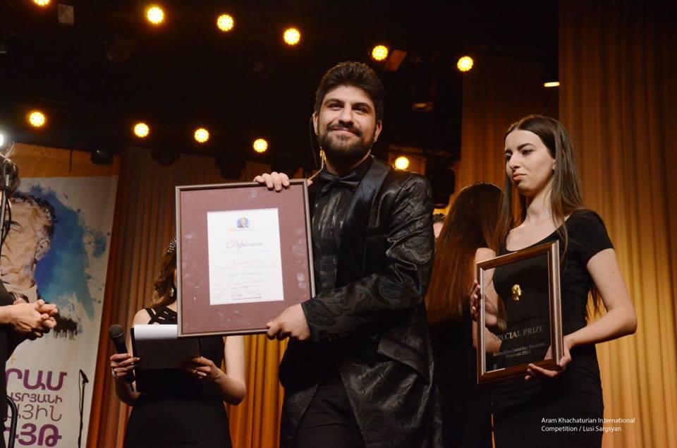 Гагик Варданян (баритон, Армения)