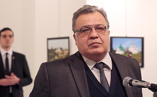 Андрей Карлов. Последние минуты жизни