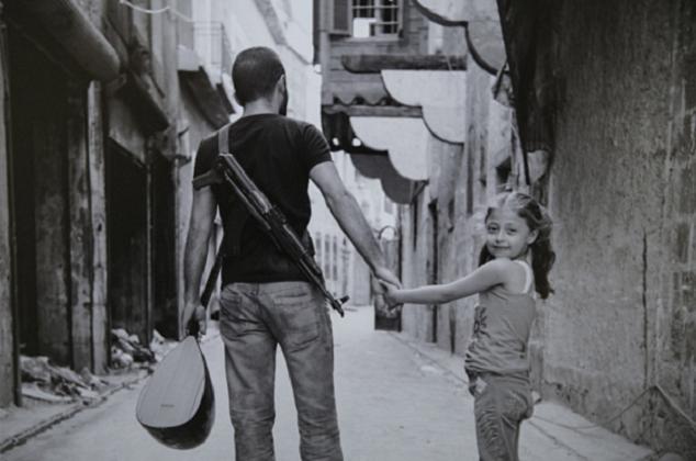 """""""Человечность, о которой забыли"""" - фото Акопа Ванесяна (Сирия, Алеппо)"""