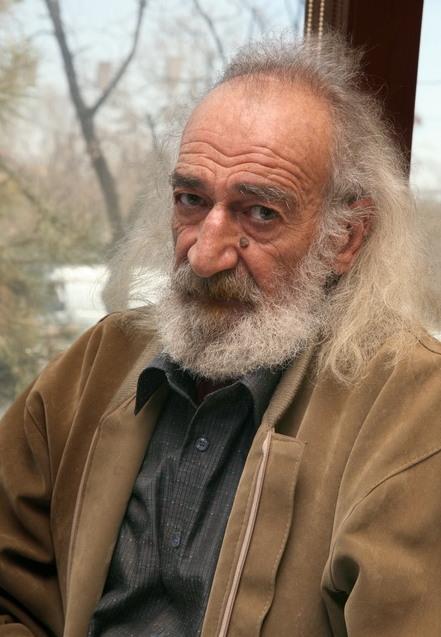Карен Джангиров. Фото из архива Яны Джангировой (персональный сайт журналистаwww.yannna.ru)