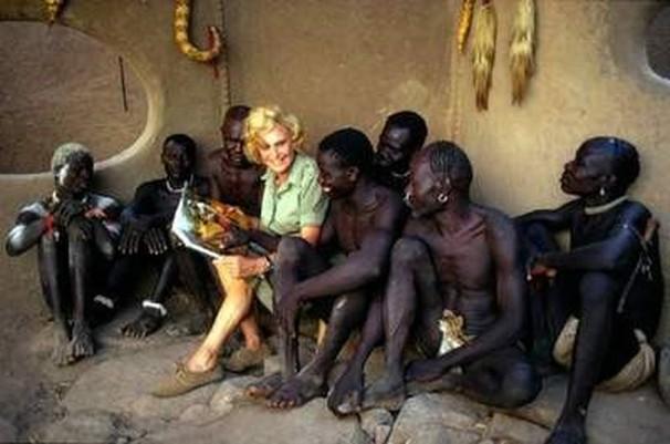 Эволюция Ленни Рифеншталь: от любимого режиссера фюрера до создателя фильма о жителях Африки. Гитлер бы не одобрил, но