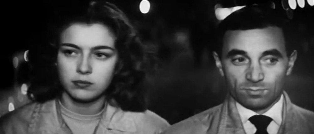 Лена и Шарли/Эдвард (Мари Дюбуа и Шарль Азнавур)