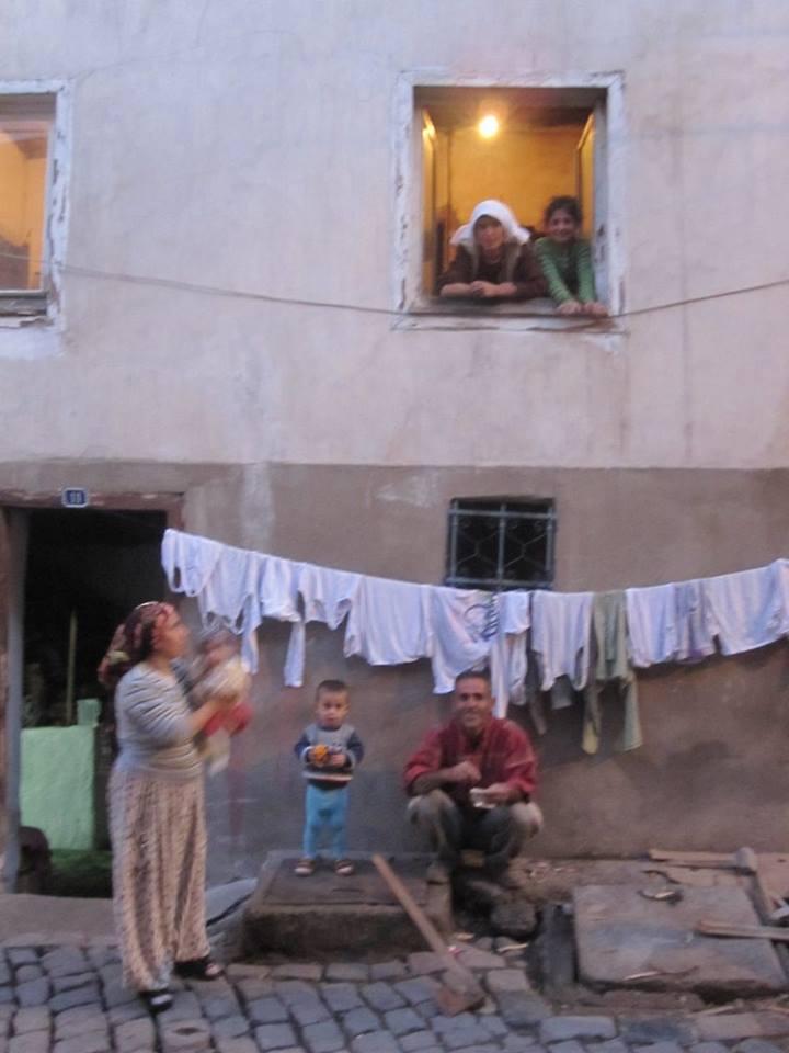 Курдские трущобы. Фото автора. Ноябрь, 2013