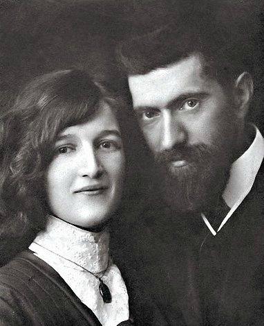 Александр Таманян с женой Камиллой Эдвардс