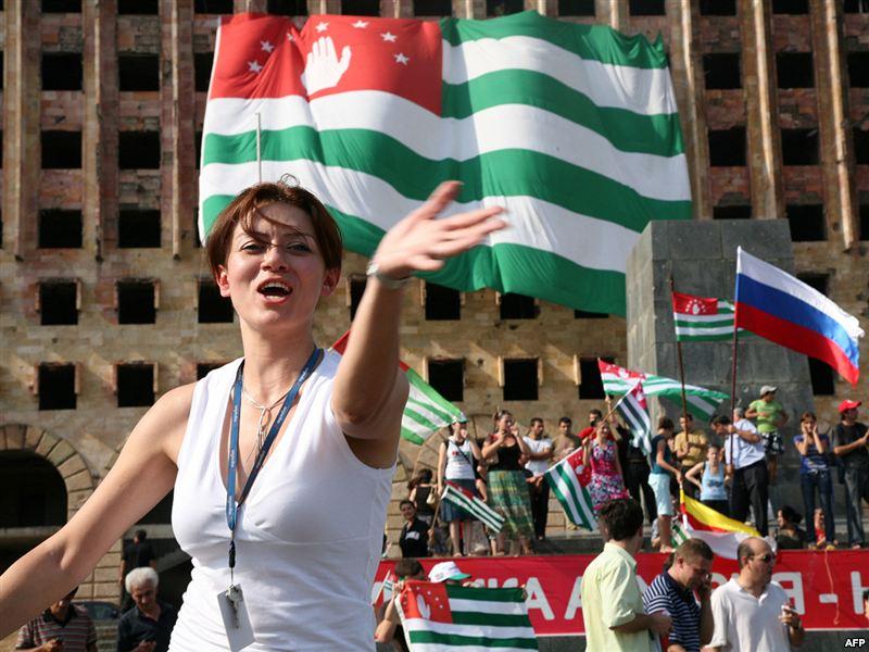 Абхазия и Россия - вместе навек? фото с сайтаwww.abkhaziagov.org