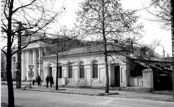 Дом Спендиаровых в Симферополе