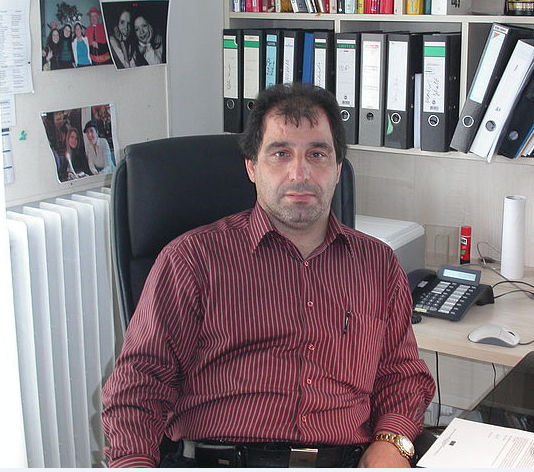 Галуст Трапизонян - ветеран абхазской войны и лидер армян Абхазии