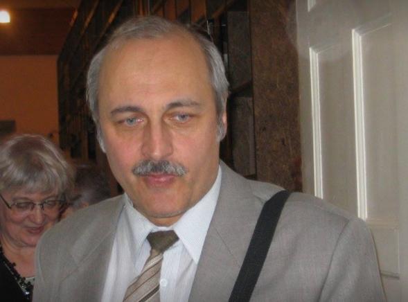 Писатель, врач Амаяк Тер-Абрамянц