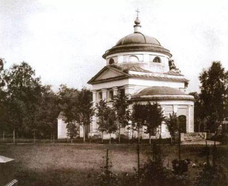Церковь Святого Воскресения (Сурб Арутюн), 1879–1880