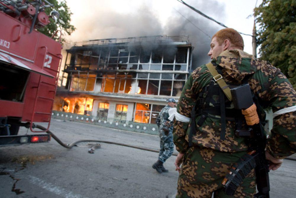 25 лет назад благодаря усилиям Российской Федерации в Южную Осетию были введены Смешанные силы по поддержанию мира