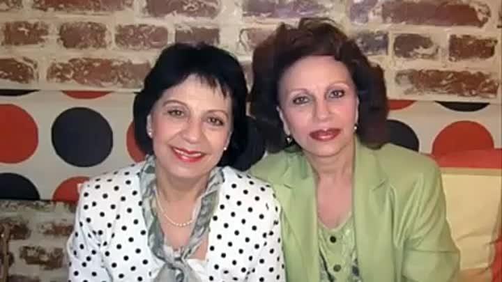 В фильме звучат удивительные голоса Карины и Рузанны Лисициан
