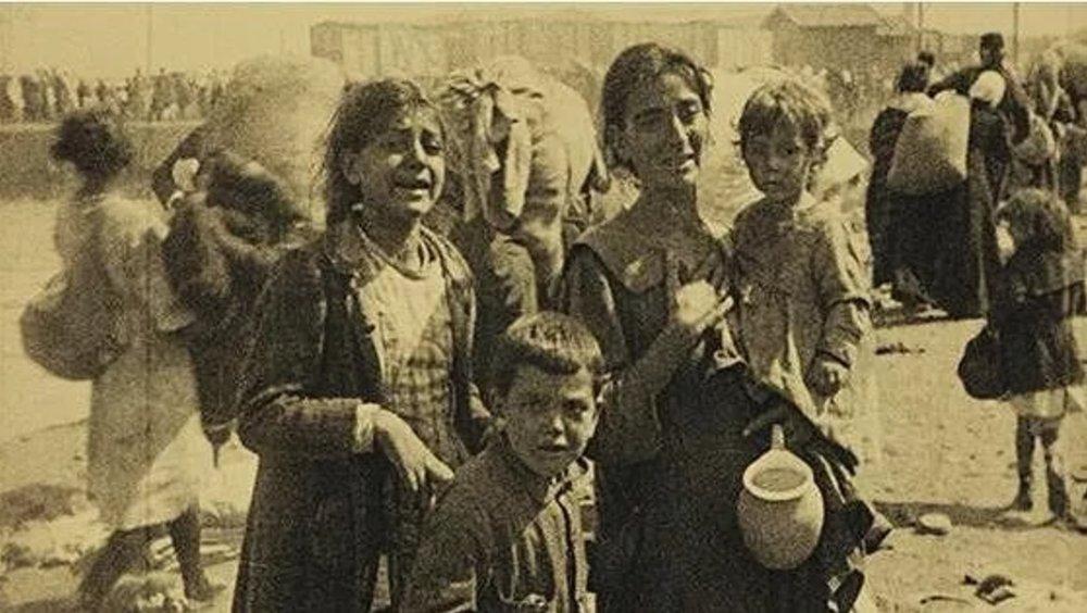 Начало XX века, запечатленное на кинопленку - До установления советской власти в 1920 году киносъемки в Армении носили случайный характер.