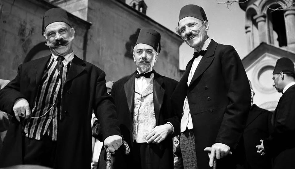 Послевоенный период - В первые послевоенные годы армянское кино переживало трудности, характерные для всей советской кинематографии.