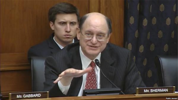 Член палаты представителей Шерман также поднял вопрос значения переговоров по заключению двустороннего налогового договора с Арменией и заявил, что придает этому соглашению высокий приоритет в Госдепартаменте.