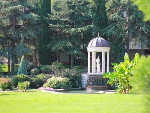 """Парк """"Парадиз""""cчитается шедевром садово-паркового искусства и получил официальный статус памятника."""