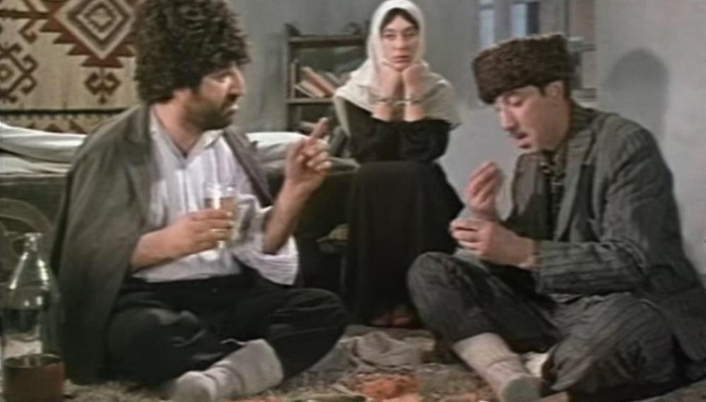 Повесть «Снежные люди» в 1969 году была воплощена на экране режиссером-комедиографом Алексеем Кореневым под названием «Адам и Хева».