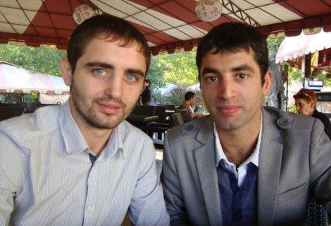 Легенды мирового бокса и друзья Давид Айрапетян и Михаил Алоян