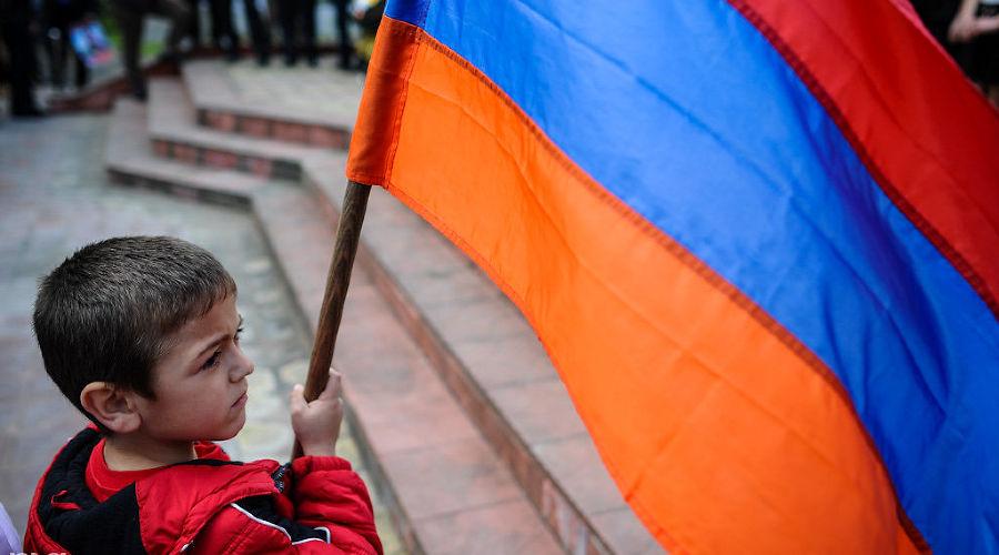Маленький армянин Адыгеи фото www.yuga.ru
