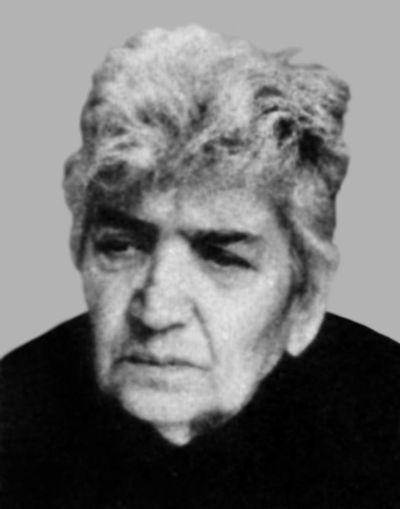 Агавни Григорян.Все, что пришлось ей пережить в раннем детстве, она описала в основном труде своей творческой жизни- в романе «Ширак».